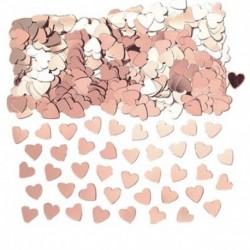 Confetti Cuori Rosa Gold 14 gr