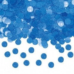 Confetti Blu Glitter 20 gr