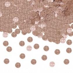 Confetti Rosa Gold Glitter 20 gr