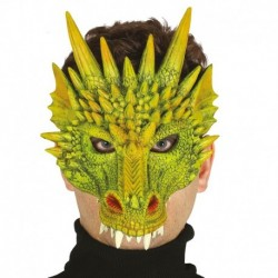 Maschera Drago Verde
