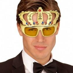 Occhiali Oro Montatura Corona Re