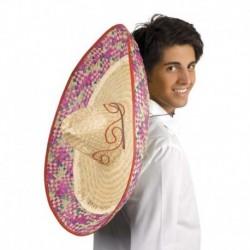 Cappello Sombrero Messicano Paglia