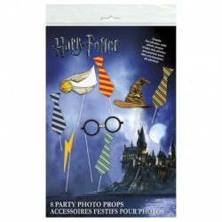 8 Photo Booth Harry Potter