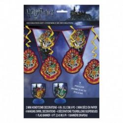 Kit Decorazione Harry Potter