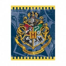 8 Loot Bag Harry Potter 18x23 cm