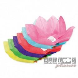 Fiore Galleggiante Multicolore 28 cm