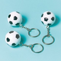 12 Gadget Portachiavi Calcio