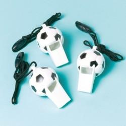 12 Gadget Fischietti Calcio