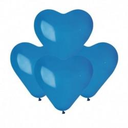 Palloncini Cuore Bluette 15 cm