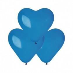 Palloncini Cuore Bluette 25 cm