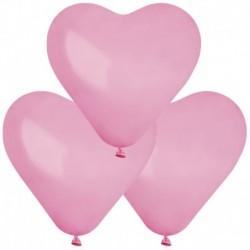 Palloncini Cuore Rosa 40 cm