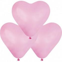 Palloncini Cuore Rose 40 cm