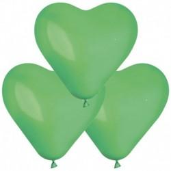 Palloncini Cuore Verde Prato 40 cm