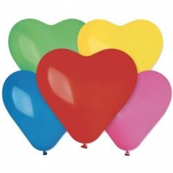Palloncini Cuore Assortiti 40 cm