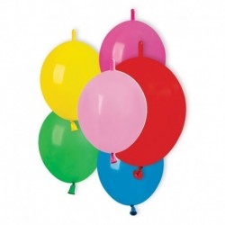 Palloncini Metallic Link Assortiti 12 cm