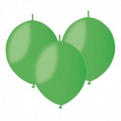 Palloncini Linking Verde Prato 30 cm