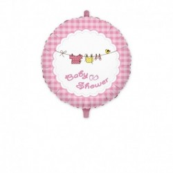 Pallone 45 cm Baby Shower Girl