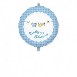 Pallone 45 cm Baby Shower Boy