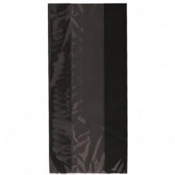 30 Sacchetti Caramelle Neri 13x29 cm