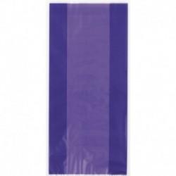 30 Sacchetti Caramelle Viola 13x29 cm