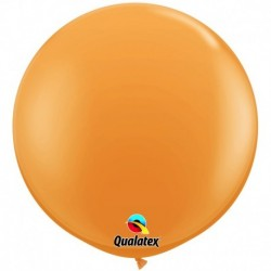 Pallone Qualatex Orange 80 cm