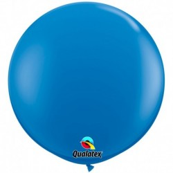 Pallone Qualatex Dark Blue 80 cm