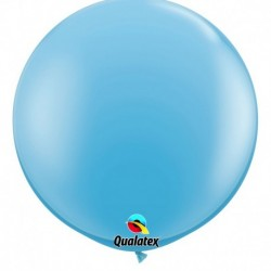 Pallone Qualatex Pale Blue 80 cm