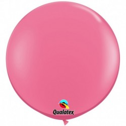 Pallone Qualatex Rose 80 cm