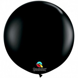 Pallone Qualatex Black 80 cm