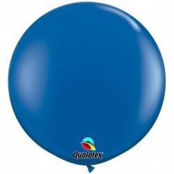 Pallone Qualatex Sapphire Blue 80 cm
