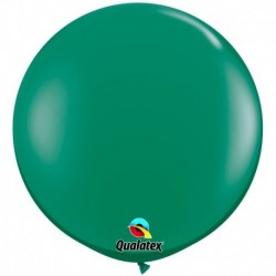 Pallone Qualatex Emerald Green 80 cm