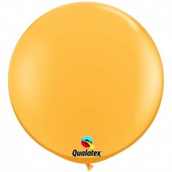 Pallone Qualatex Goldenrod 80 cm