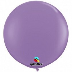 Pallone Qualatex Spring Lilac 80 cm