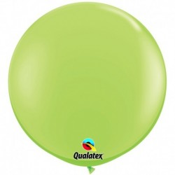 Pallone Qualatex Lime Green 80 cm
