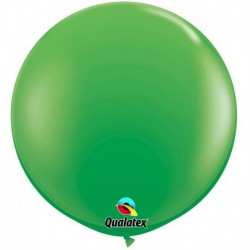 Pallone Qualatex Spring Green 80 cm