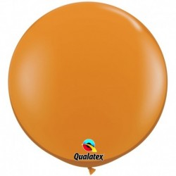 Pallone Qualatex Mandarin Orange 80 cm