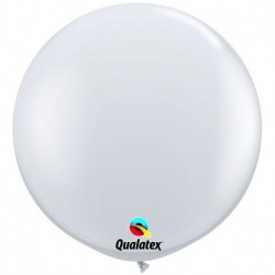 Pallone Qualatex Diamond Clear 80 cm