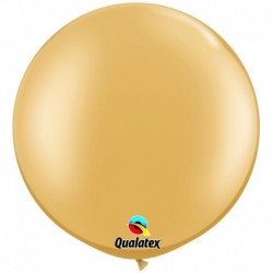 Pallone Qualatex Gold 80 cm