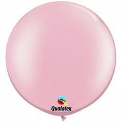 Pallone Qualatex Pearl Pink 80 cm