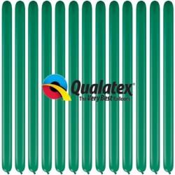 Modellabili 260 Qualatex Verde Smeraldo
