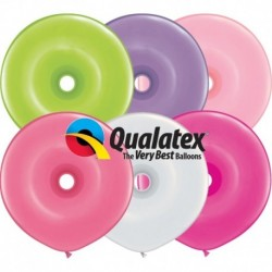 Palloncini Geo Donut 40 cm