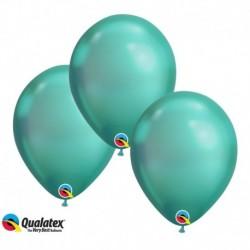 Palloncini Chrome Green 30 cm