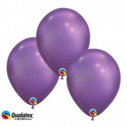 Palloncini Chrome Purple 30 cm