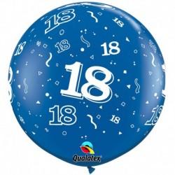 Pallone 18 Anni 80 cm