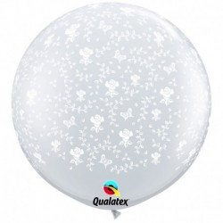 Pallone Floreale 80 cm