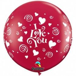 Pallone I Love You 80 cm