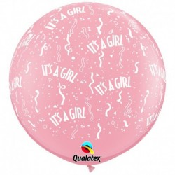 Pallone It's a Girl 80 cm