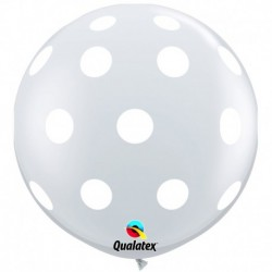 Pallone Pois 80 cm