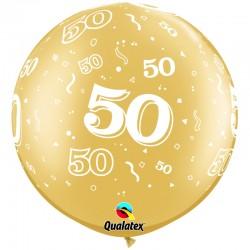 Pallone 50 Anniversario 80 cm