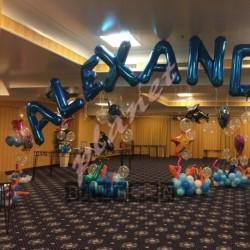 Decorazione Primo Compleanno Alexandra